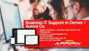 Business IT Support Aurora Denver Co