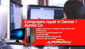 Itronix computer repair Aurora Denver Co