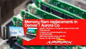 Memory Ram replacement Aurora Denver Co