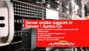 Computer Onsite Support Aurora Denver Co
