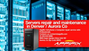 Fujitsu server repair Denver Aurora Denver Co