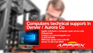 Computer repair Aurora Denver Co