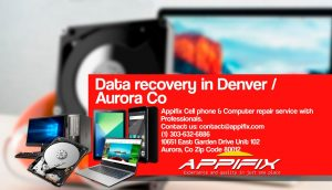 Data recovery specialist Aurora Denver Co