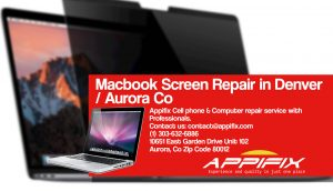 MACBOOK PRO LAPTOPS SCREEN REPAIR AURORA DENVER CO, High Quality